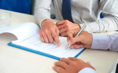 Qué es un contrato mercantil