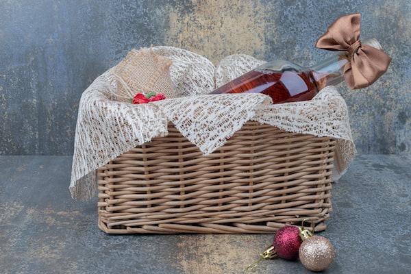 Cómo tributan las cestas de Navidad
